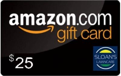 Sloans Lawncare gift for facebook likes